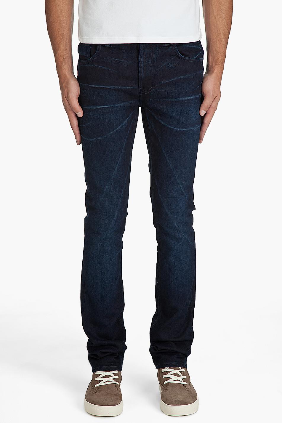 nudie jeans thin finn dark shine manzotti wearlab. Black Bedroom Furniture Sets. Home Design Ideas