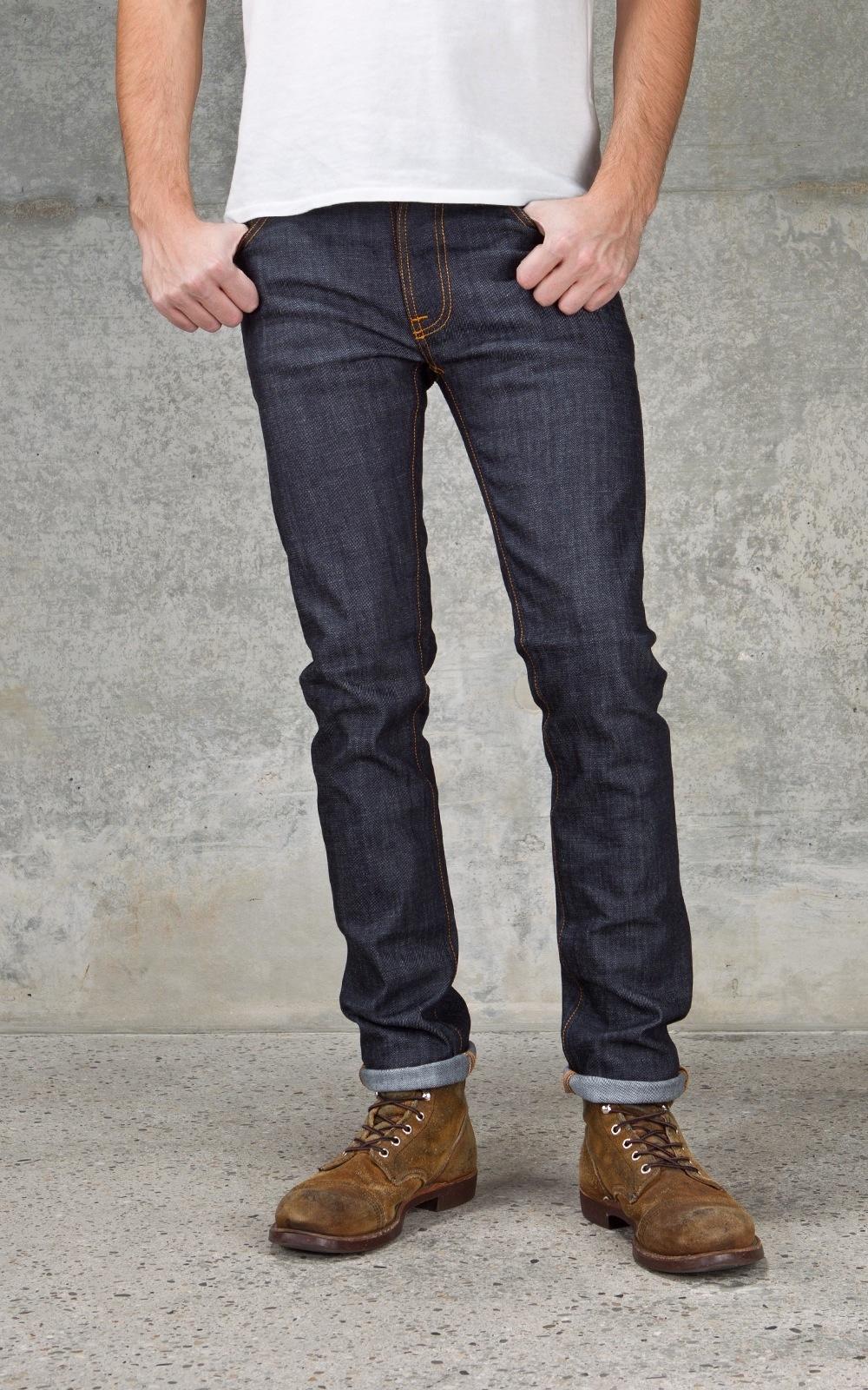 nudie jeans thin finn organic dry twill manzotti wearlab. Black Bedroom Furniture Sets. Home Design Ideas