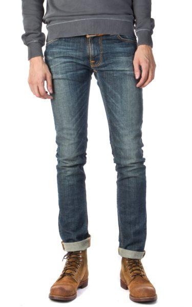 thin finn dusk indigo nudie jeans