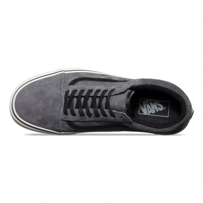 Vans old skool mte pewter wool manzotti wearlab desio for Old skool house classics