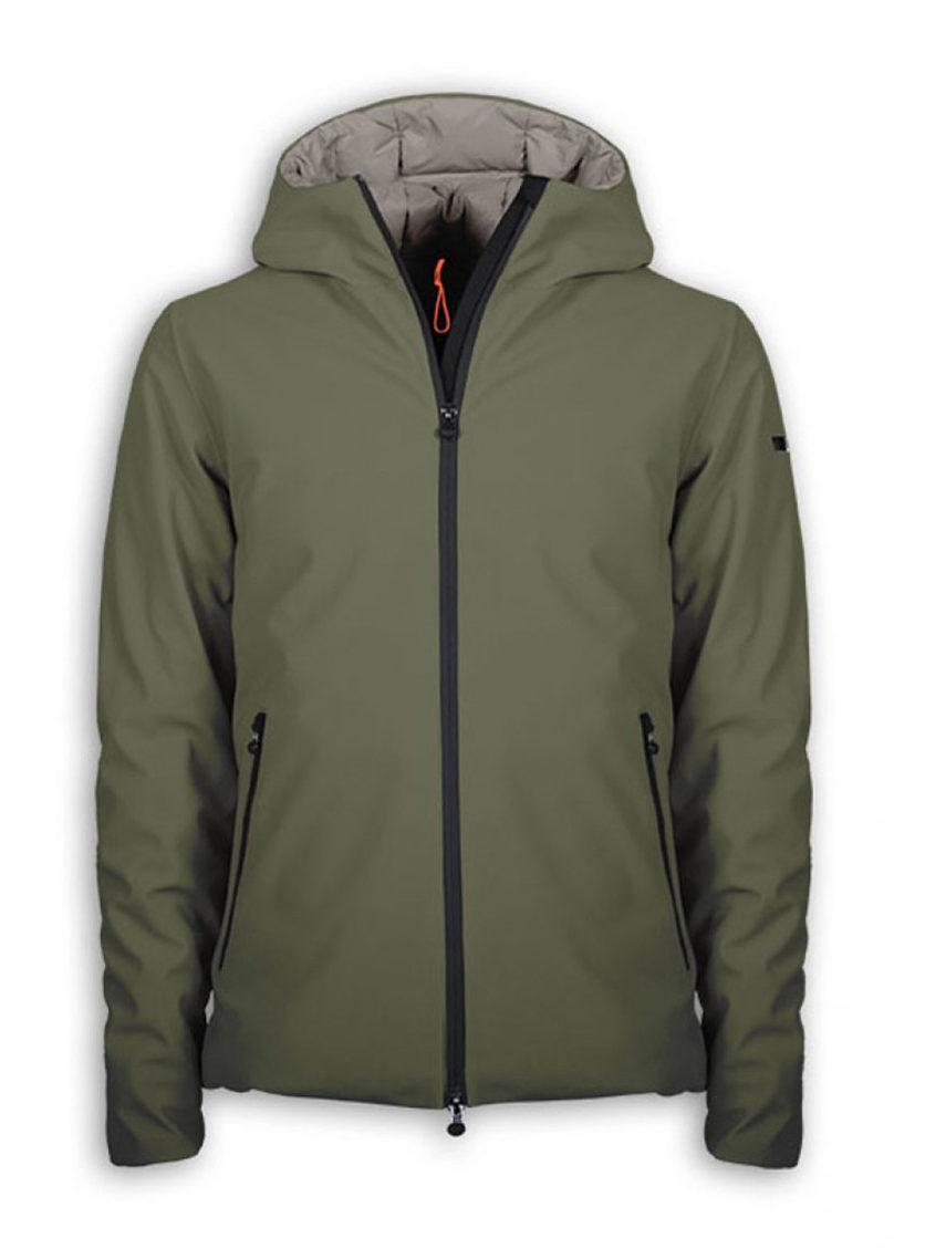 a basso prezzo 962e3 bb022 RRD Uomo Winter Storm Verde Militare