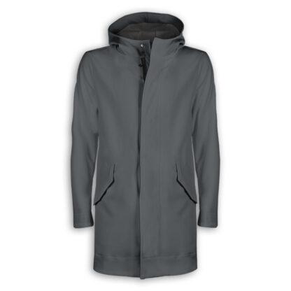 roberto ricci designs rrd thermo jacket grigio parka guscio
