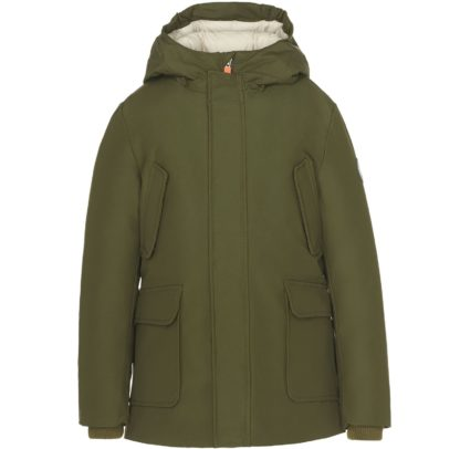 parka artic bambino save the duck p4318b copy5 dusty olive