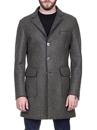 low priced 2975d b05bb bob cappotto henry 324 verde loden - Manzotti WearLab
