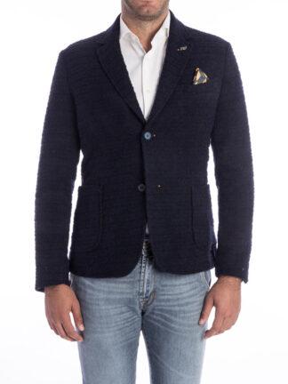 uomo bob giacca wales 331 blu navy