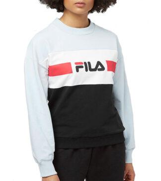 fila felpa angela 682129 angel falls bright white black.fila felpa angela 682129 angel falls bright white black