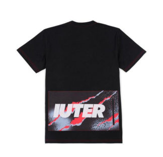IUTER t-shirt tasca black