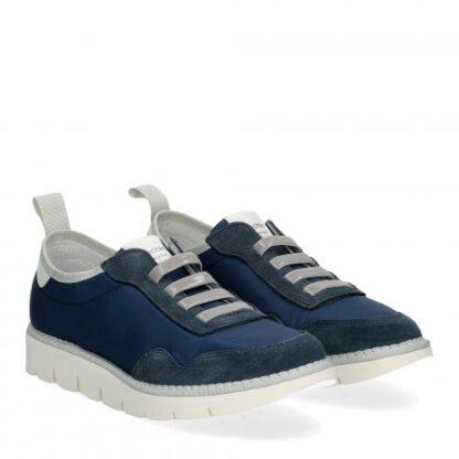 PANCHIC arianna P05 granonda nylon flag scarpa donna bassa con elastico