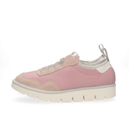 PANCHIC arianna P05 granonda nylon pink scarpa donna bassa con elastico