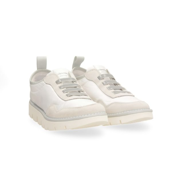 PANCHIC arianna P05 granonda nylon dune scarpa donna bassa con elastico