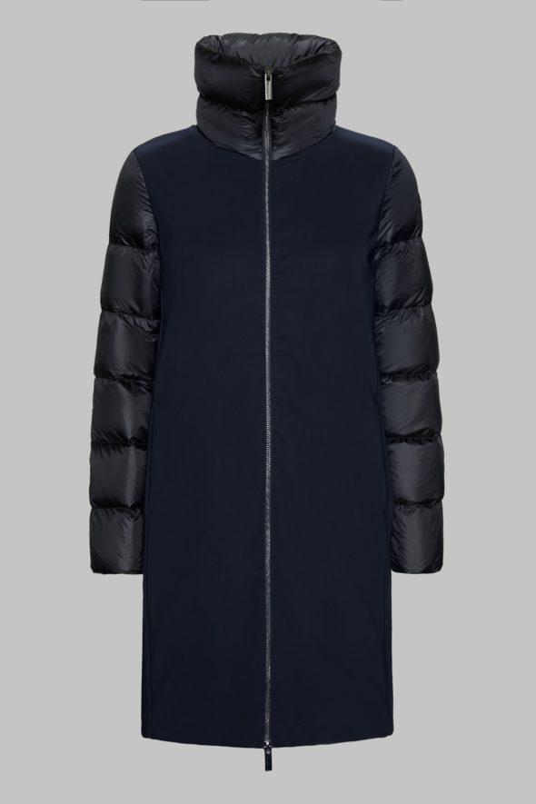 rrd winter hybrid coat cappottino colore nero w19535