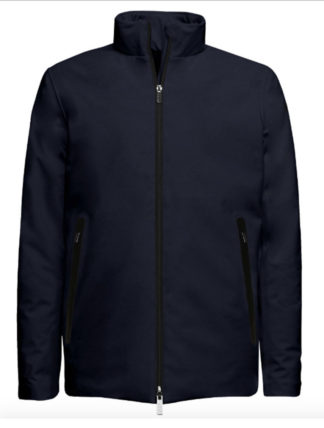 rrd winter jacket blu giubbino blu senza cappuccio