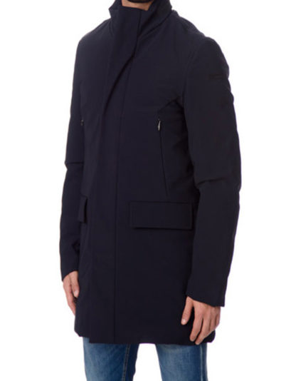 rrd winter rain coat nero