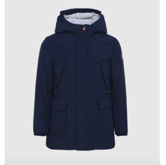 save the duck parka artic junior