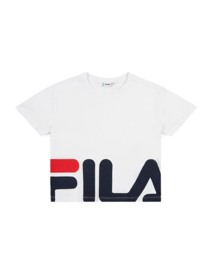 fila t-shirt corta early cropped