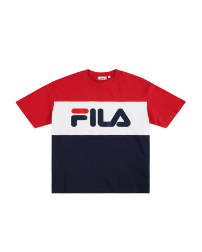 FILA Donna T-shirt Allison Red