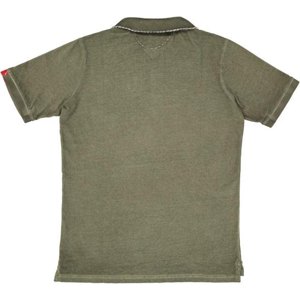 BOB polo Ricky R556 Militare Tinto Freddo