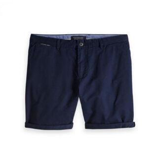 SCOTCH&SODA Pantaloni Corti Chino Blu