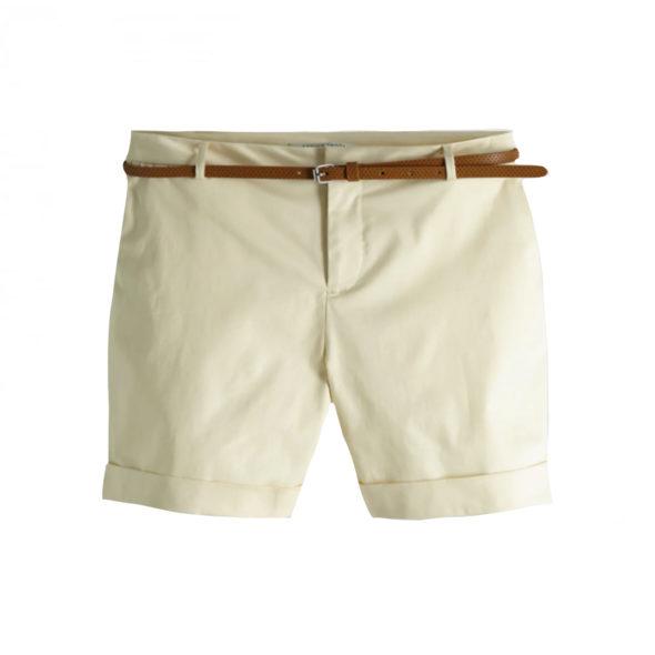 SCOTCH&SODA Pantaloni Corti Chino Panna
