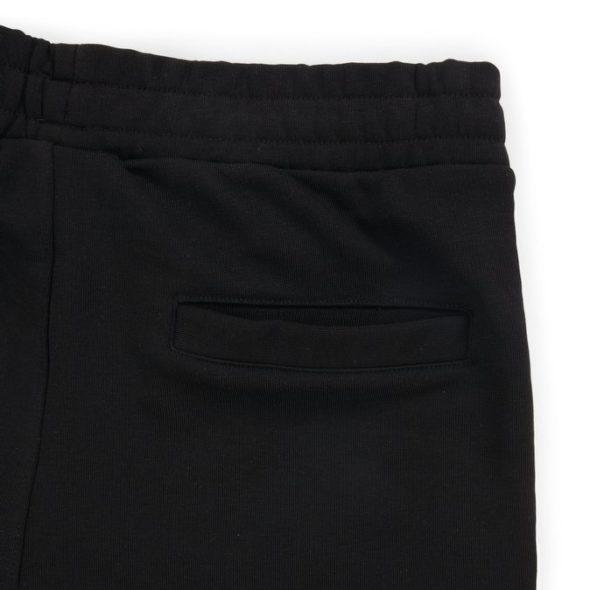 fila pantaloncini tristan nero bande tape laterale