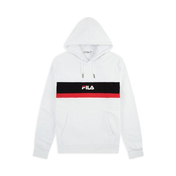 fila uomo felpa con cappuccio radomir hoodie