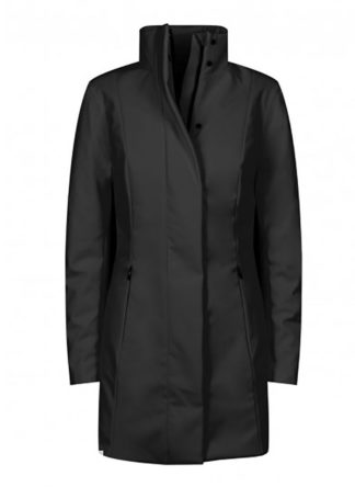 rrd winter trench lady colore nero cappottino