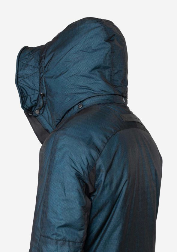 krakatau giccone modello larsen colore nero mesh blu QM217/16