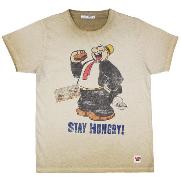 bob maglietta mezza manica popeye pop dis8 tabacco
