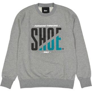 shoe felpa manica lunga leggera glen2015 jersey grigio medio mid grey