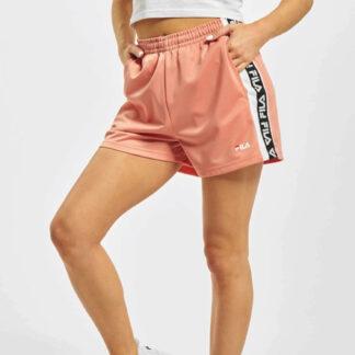 fila pantaloncino donna tarin short rosa 687689 A483 lobster bisque bright white