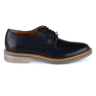 brimarts scarpe derby 311508ps r11 paros notte blu suola fondo gomma