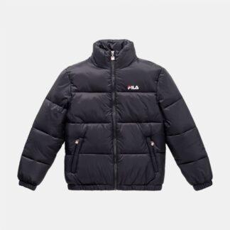 fila giubbino donna modello susi puff jacket nero 688379 002 black