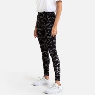 fila leggins modello alexandria aop nero 683150 a789 black