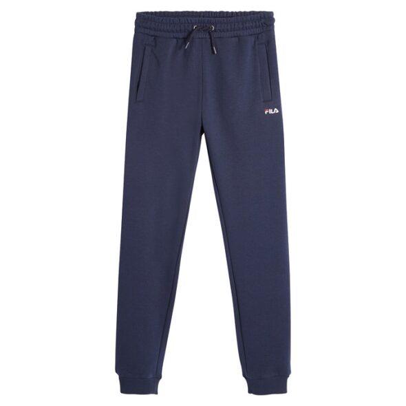 fila pantalone uomo in felpa modello edan blu 687473 170 black iris