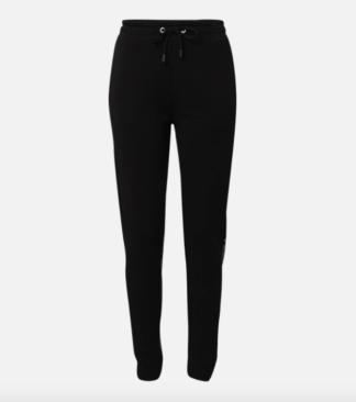 fila pantalone donna in felpa modello laila nero 683164 002 black