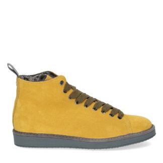 panchic polacchino donna modello p01 giallo ocra p01w14002s6 a17207