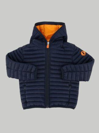 save the duck bambino j3065b giga x blu con interno arancione 01886