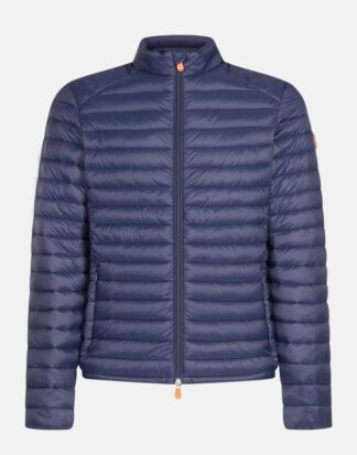 save the duck giubbino uomo modello alexander d32430m giga 12 ombre blue 90002