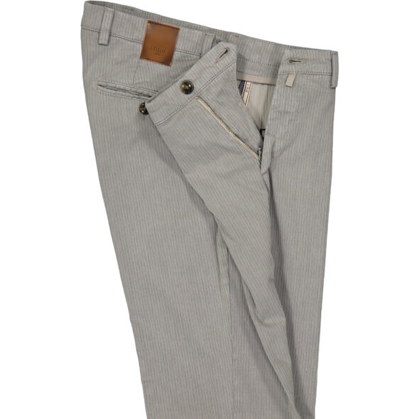 briglia 1949 pantalone slim uomo bg05 320745 763 cotone costina delavè grigio chiaro