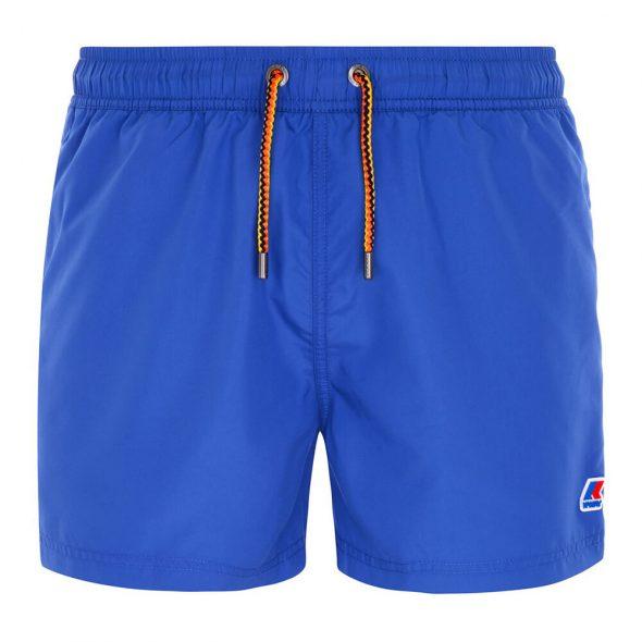 k way costume uomo hazel blue royal marine k0088g0 063