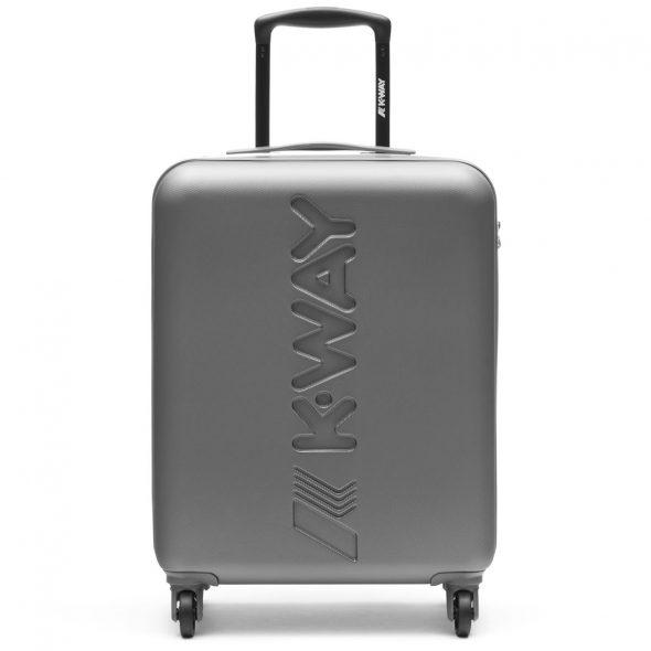 k way k air trolley cabin 8akk1g010c101 0c1 grigio medio grey