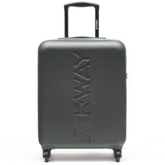 k way k air cabin trolley 8akk1g010a501 0a5 verde militare army